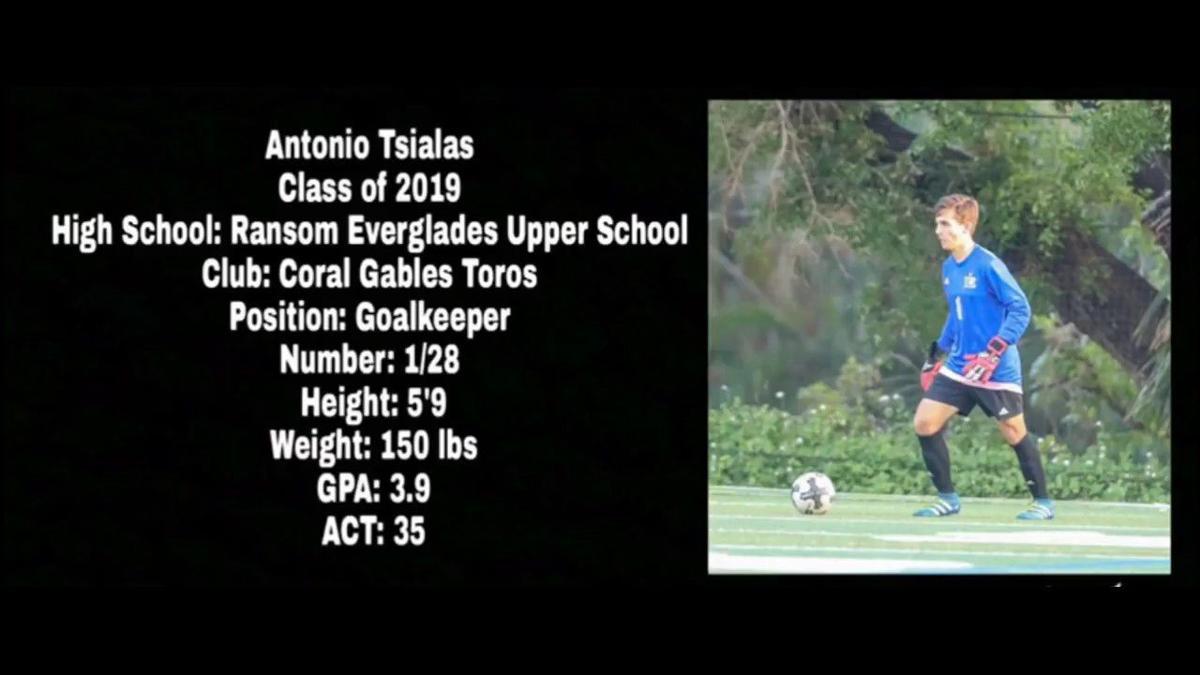 Antonio Tsialas - RIP
