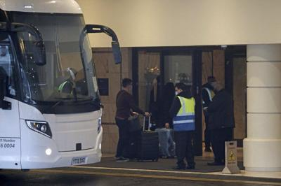 England opens Quarantine hotels