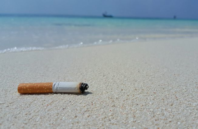 State Bill 670 could ban smoking & vaping could be banned on Key Biscayne public beaches