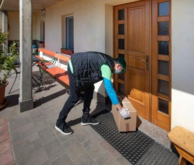Help keep packages safe by tracking them and having them delivered to a secure location.