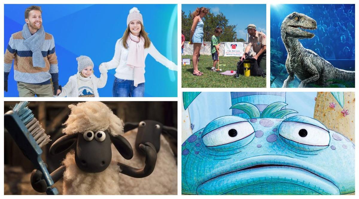 Top 7 Weekend Kids activities