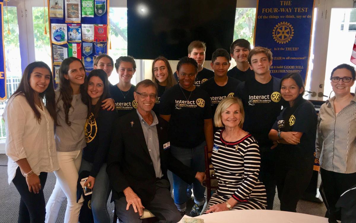 Key Biscayne Rotary Club Scholarships