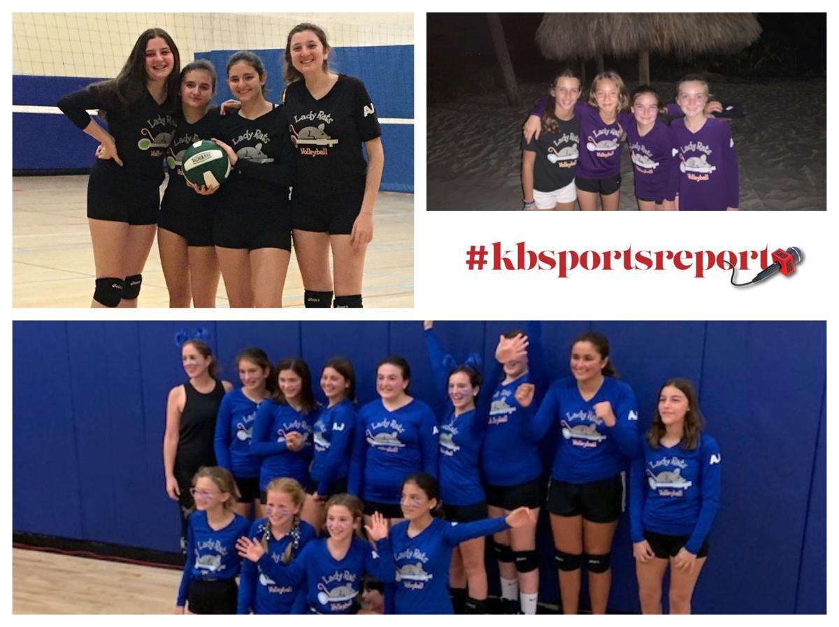 2019 Girls Volleyball season and championship