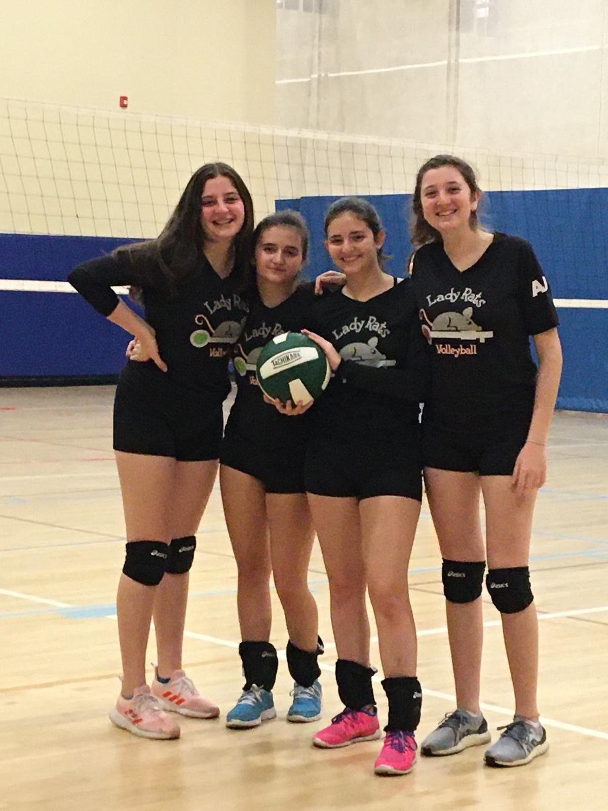 2019 Girls Volleyball season & Championships
