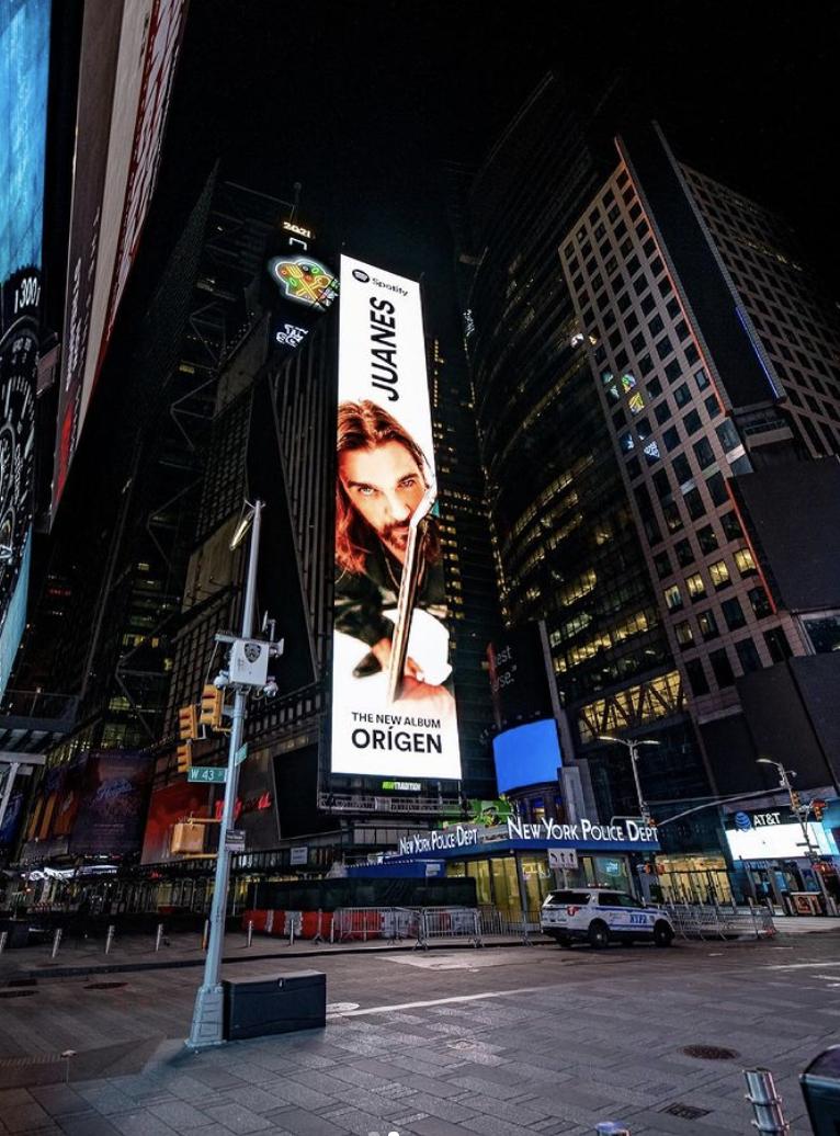 "Key Biscayne resident Juanes launched new album – ""Origen"""