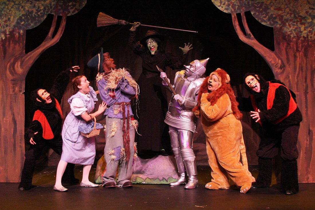 Actors Playhouse Musical Theatre for Young Audiences presents  The Wizard of Oz