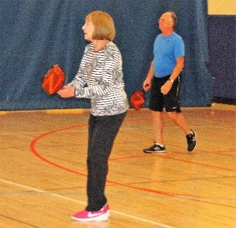 Pickleball at KBCC