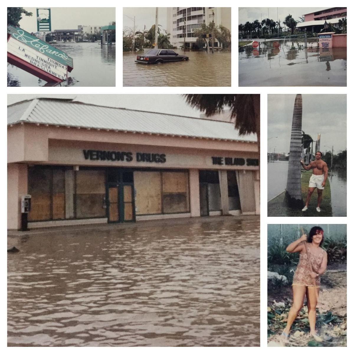 Reliving Hurricane Andrew