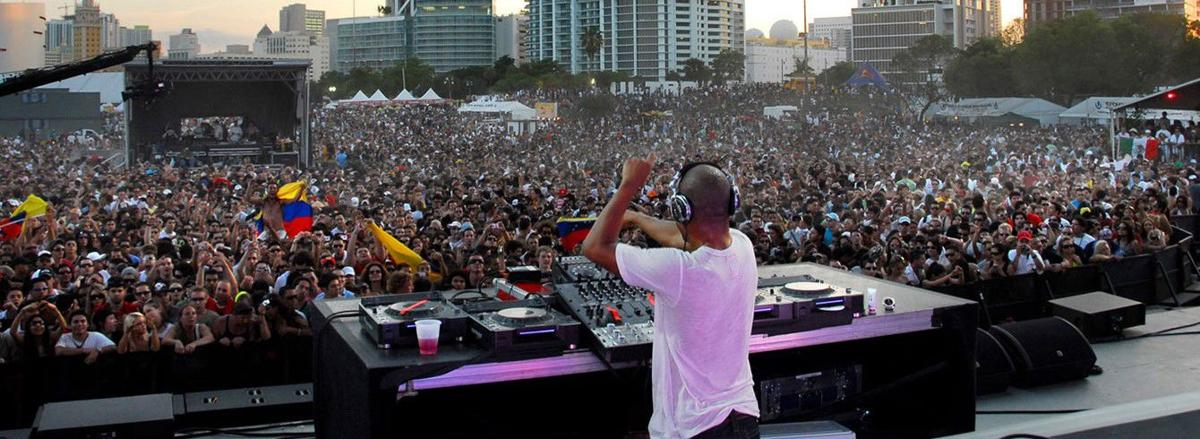 Ultra Music Festival - Downtown Miami - 2017