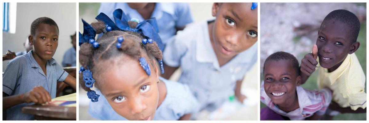 Flying for Haiti Amazonia fundraiser