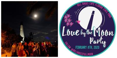 Happening Saturday... Love by the Moon Party