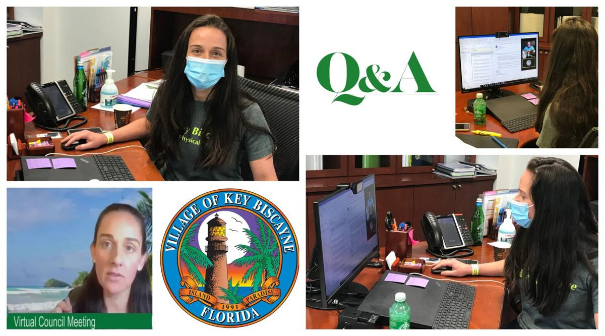 Q & A with Village of Key Biscayne Manager Andrea Agha.jpg