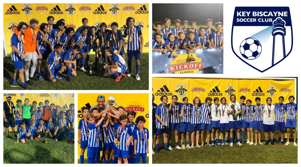 KB Soccer Club Crowns Champions to open season