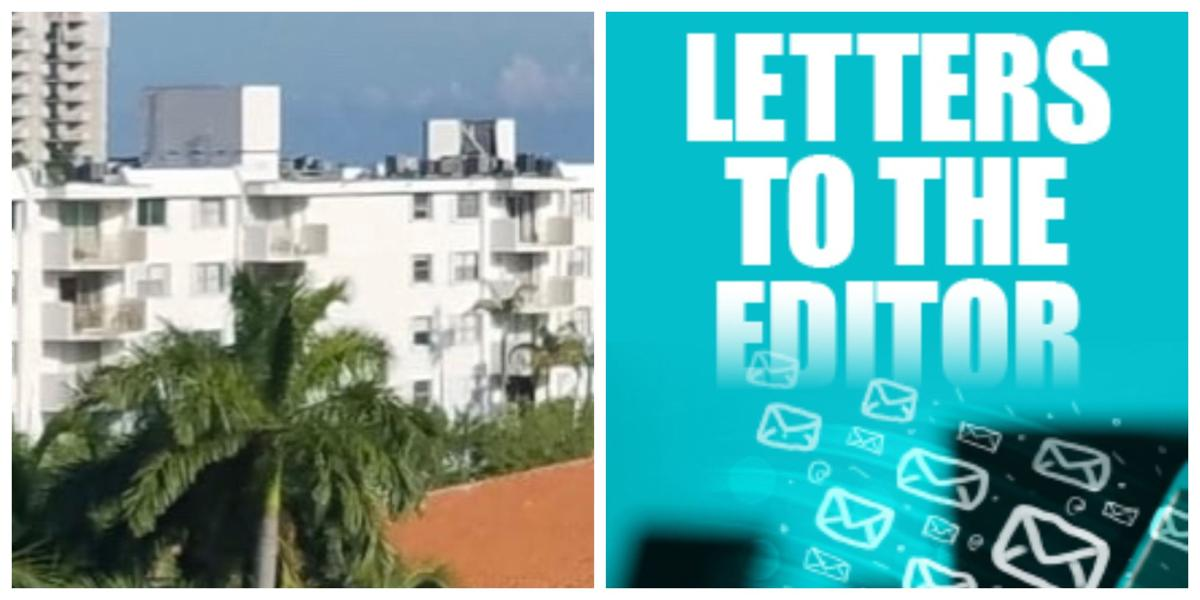 Letter to the Editor - Condo Towers