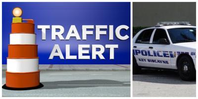 Traffic alert - 250 Harbor Dr, Full Road Closure