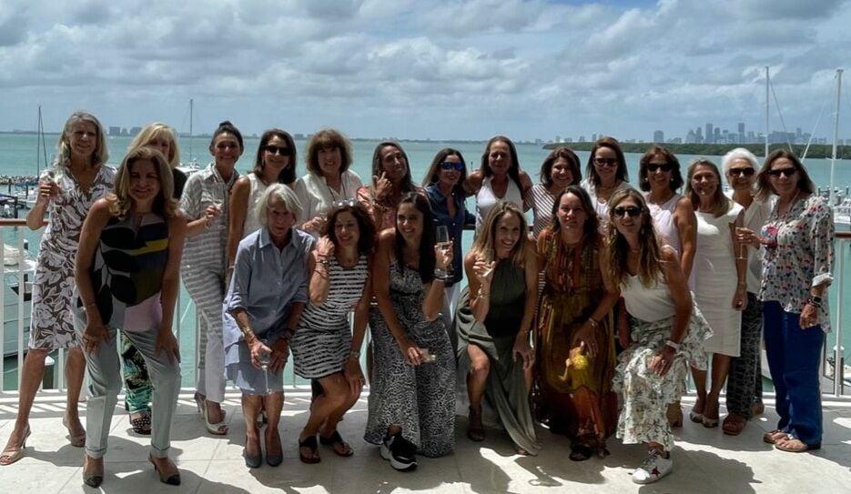 Key Biscayne Tennis Association women show winning ways