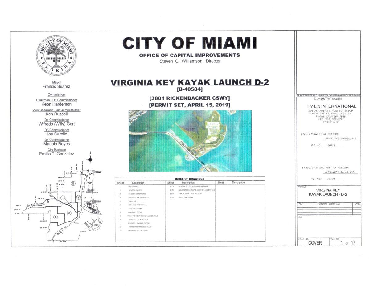 City of MIami Kayak Launch D-2