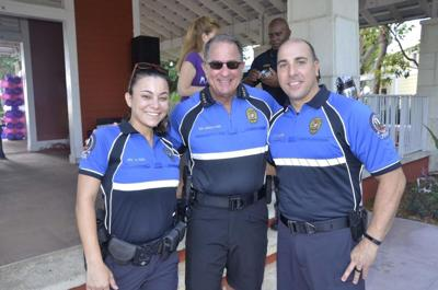 Key Biscayne Police Chief Press tenders his resignation