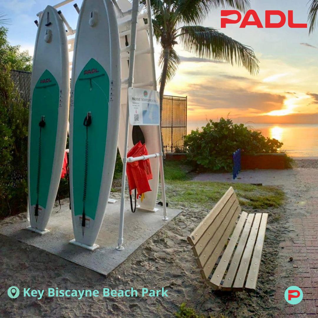 Key Biscayne Beach Park