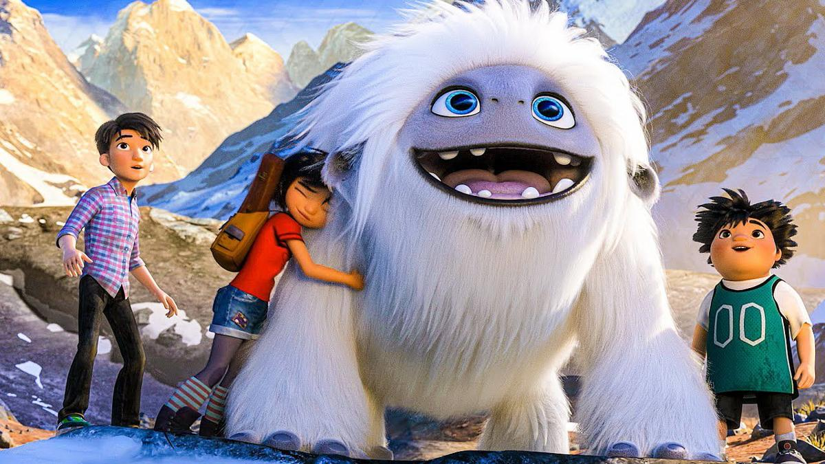 "Abominable"" The movie"