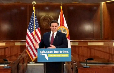 Gov. DeSantis trims new state budget by $1 billion. Teacher pay increases stay and budget boosts per student spending. No public college or university tuition increases