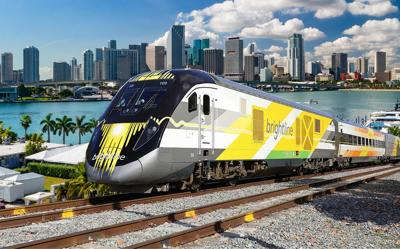 Miami-Dade moves forward with multimillion-dollar Brightline deal