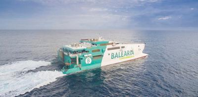 Passenger sailing between Port Everglades and the Bahamas resume