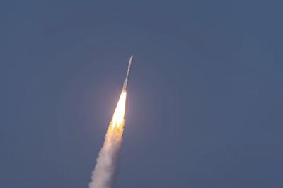 Atlas V AEHF-6 rocket