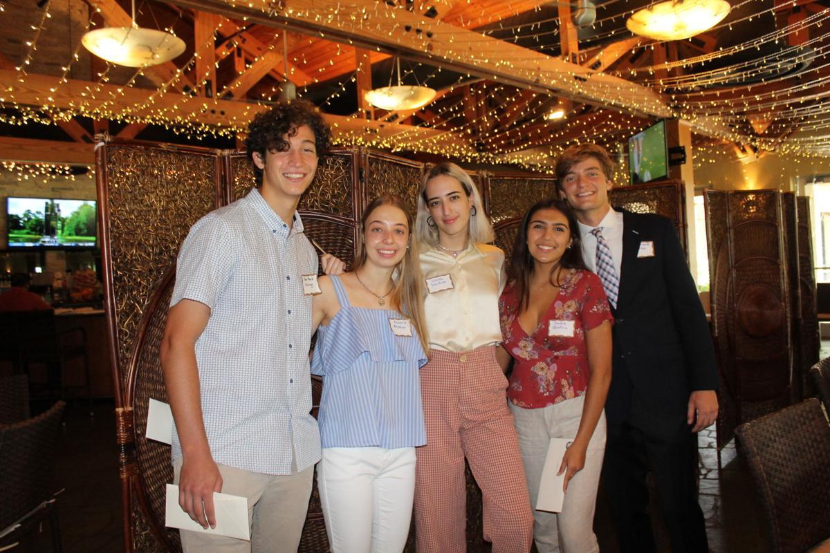 Woman's Club 2019 Scholarship Recipients