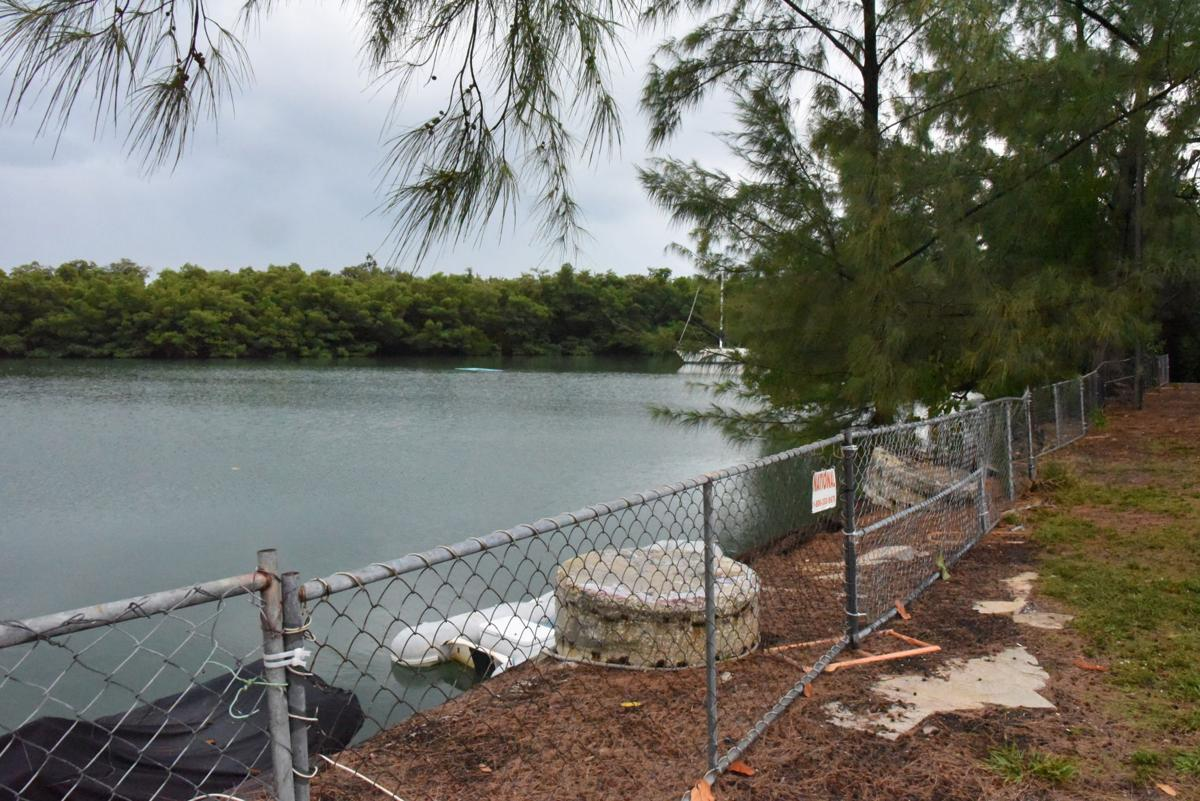 Virginia Key Kayak Launch project