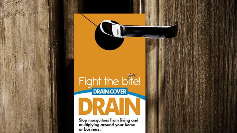 Drain and Cover