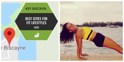 Key Biscayne is the 7th fittest city in Florida, study reveals