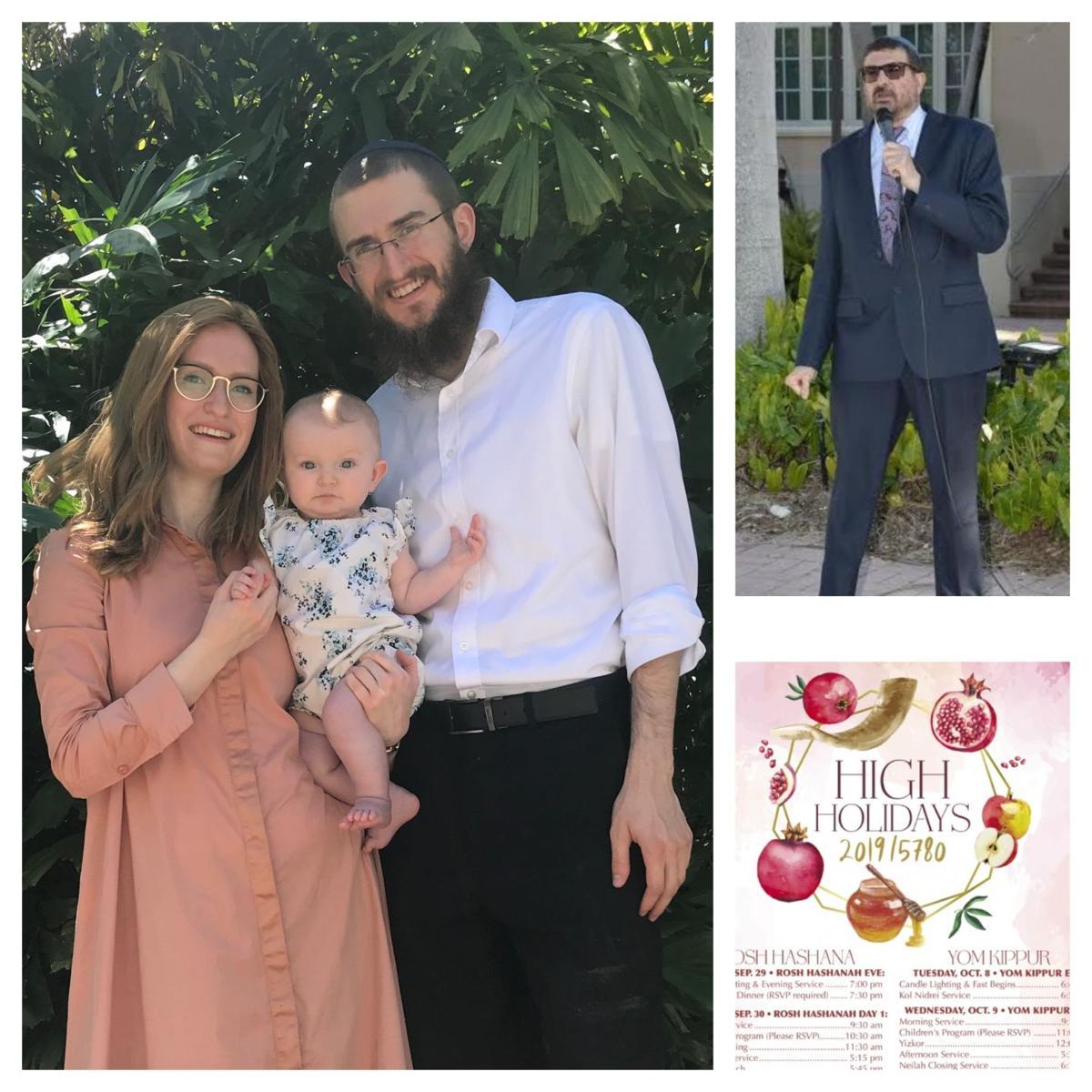 New Rabbi at Chabad of Key Biscayne