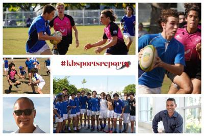 #kbsportsreport - KB Rugby