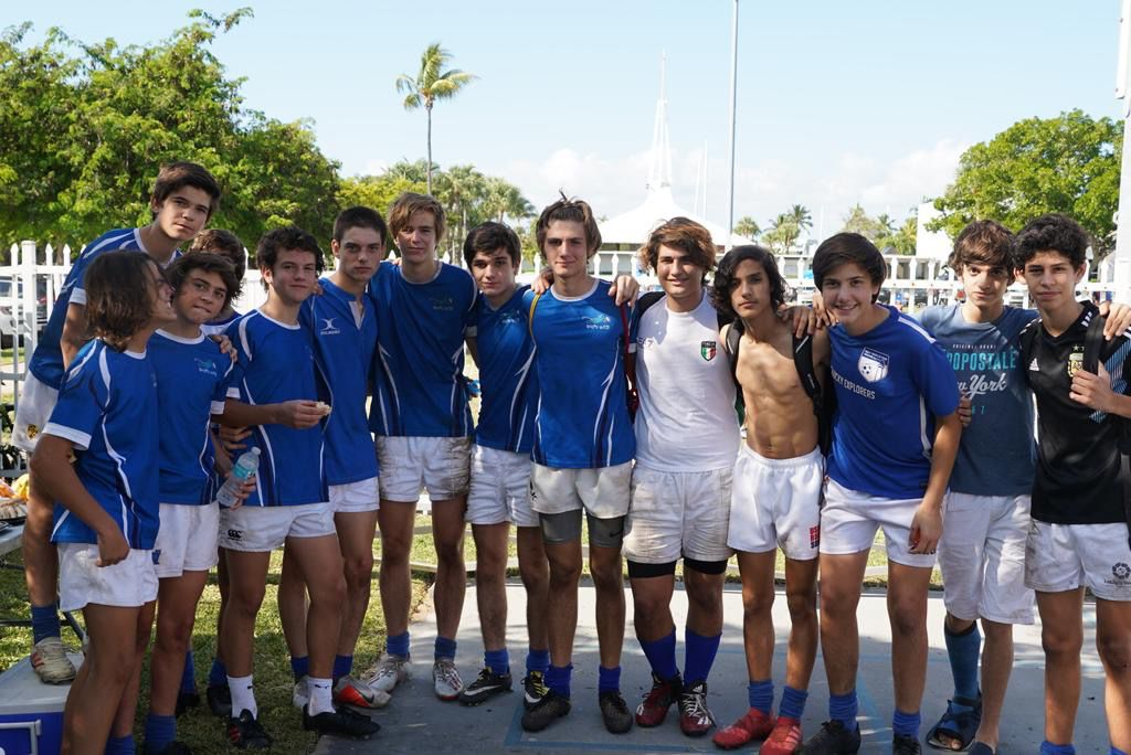 Key Biscayne Rugby Rats