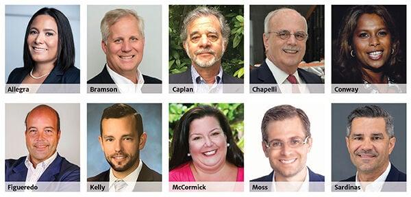 Ten key residents running for 2020 Village Council