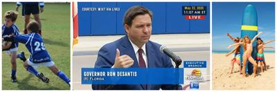 DeSantis lifts restrictions on all youth activities