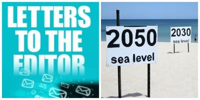 Letter to the Editor. Be prepared for rising sea level