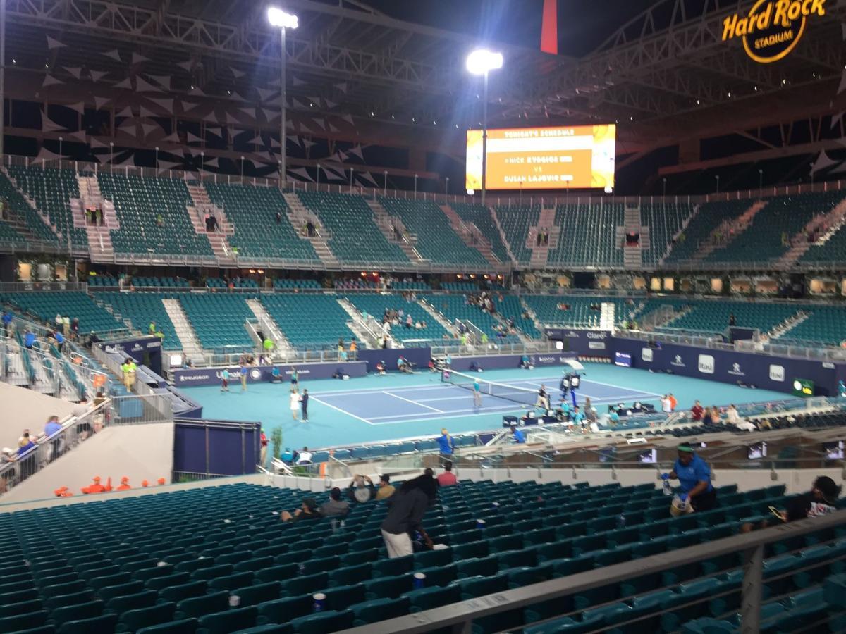 Miami Open at Hard Rock Stadium