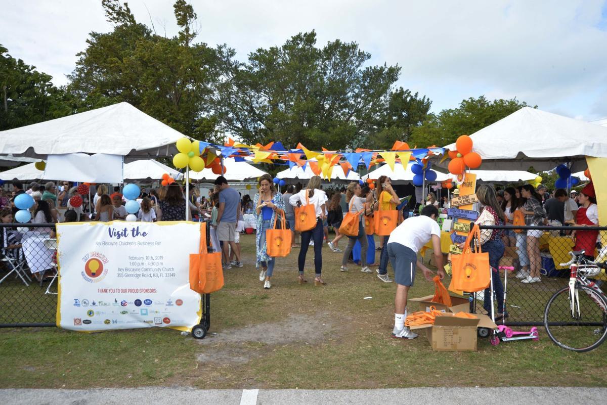 Key Biscayne Childrens Business Fair