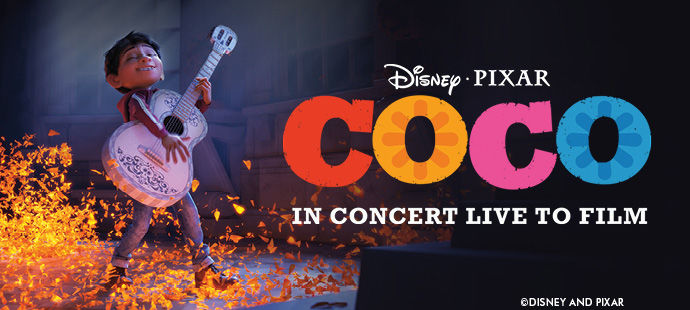Coco in Concert Live to film
