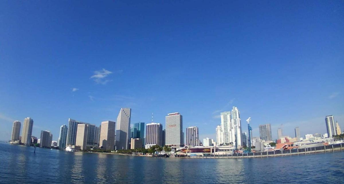 Reaching new heights: Miami skyline growing by leaps and bounds