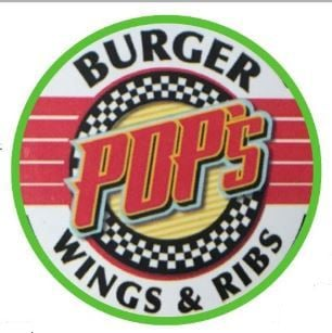 Pops Burger in the Square Shopping Center