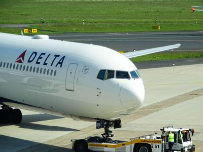 Delta Airlines imposes requirement for unvaccinated employees