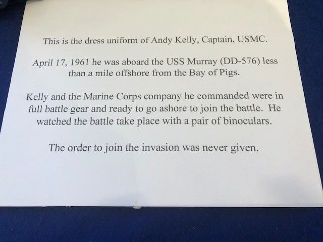 Miami Military Museum trip