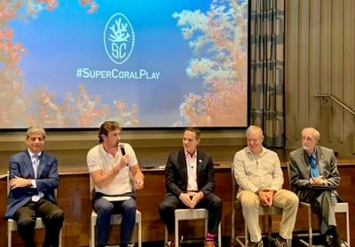 Florida's coral reef set to receive help care of Super Bowl LIV