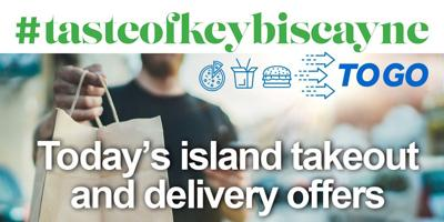 #tasteofkeybiscayne-on-the-go for Wednesday March 25