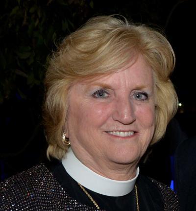 Reverend Susan Burttell