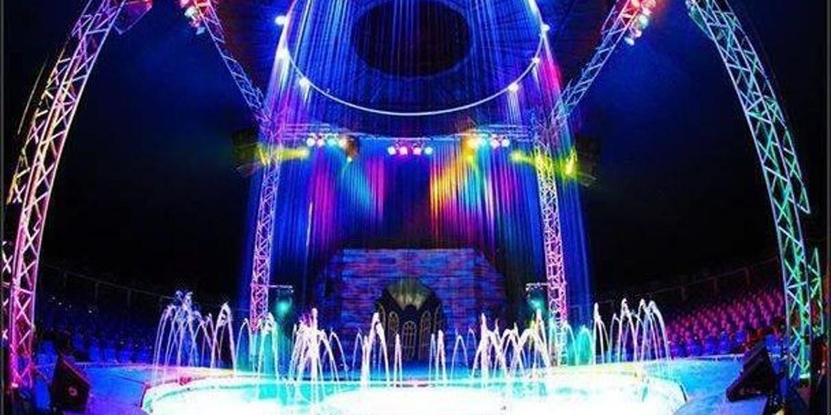 Cirque Italia, the Water Circus