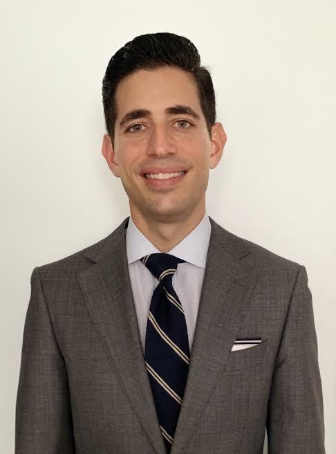 New Village Deputy Finance Director Benjamin Nussbaum